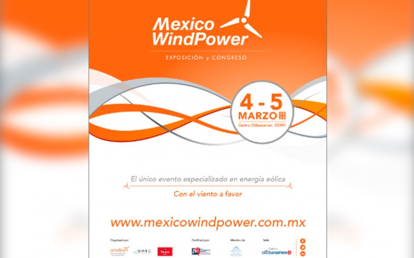 México Wind Power 2020