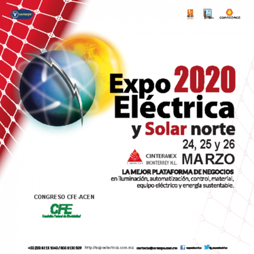 ExpoEléctrica Norte 2020
