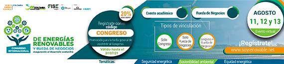 Congreso Internacional de Energías Renovables