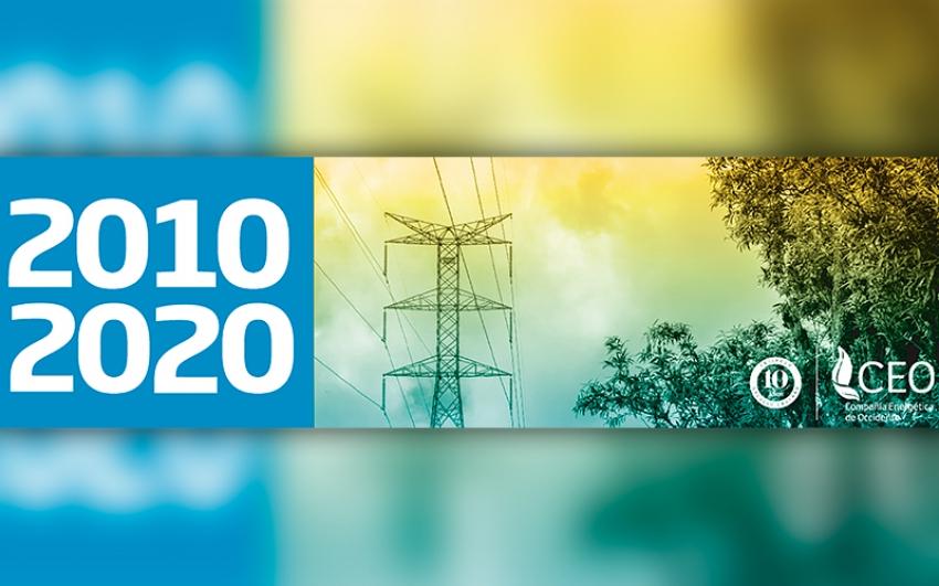 La Compañía Energética de Occidente CEO celebra 10 años de actividades
