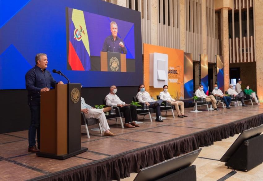 Gobierno Colombiano presenta nuevos operadores de energía en Región Caribe