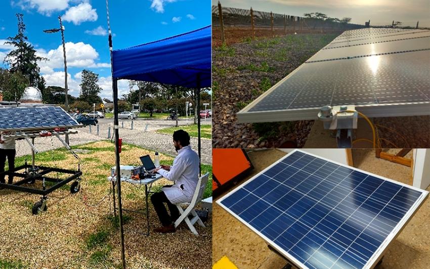 Laboratorio de Ensayos Eléctricos Industriales -Fabio Chaparro- LABE- participa en la estimación del estado y valor de los equipos eléctricos para instalaciones fotovoltaicas
