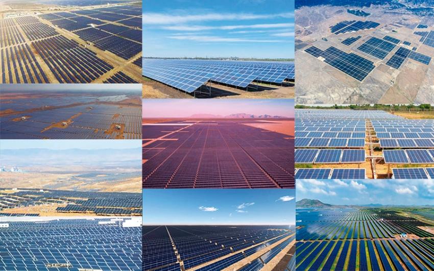 Las 10 plantas fotovoltaicas más importantes del mundo