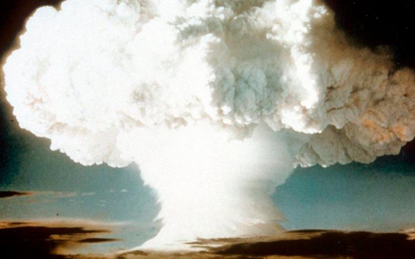 Siniestra fuga radiactiva sobre el cielo de Europa