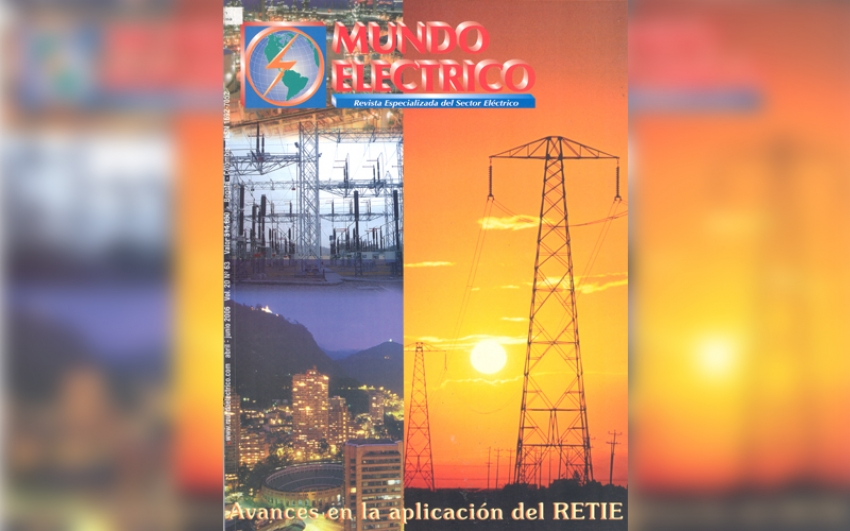 Edición N° 63 Avances en la aplicación del RETIE