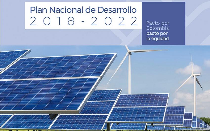 El PND y la transición energética.