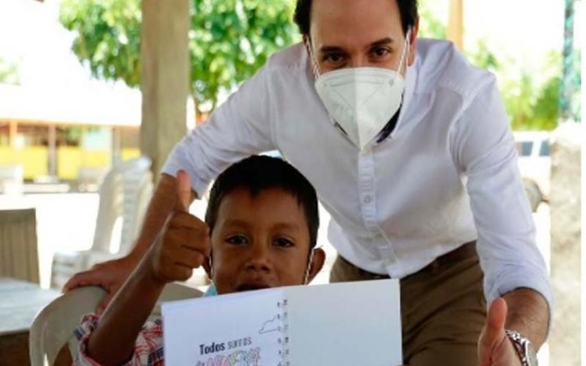 Estudiantes wayúu de La Guajira aprenden de energías renovables