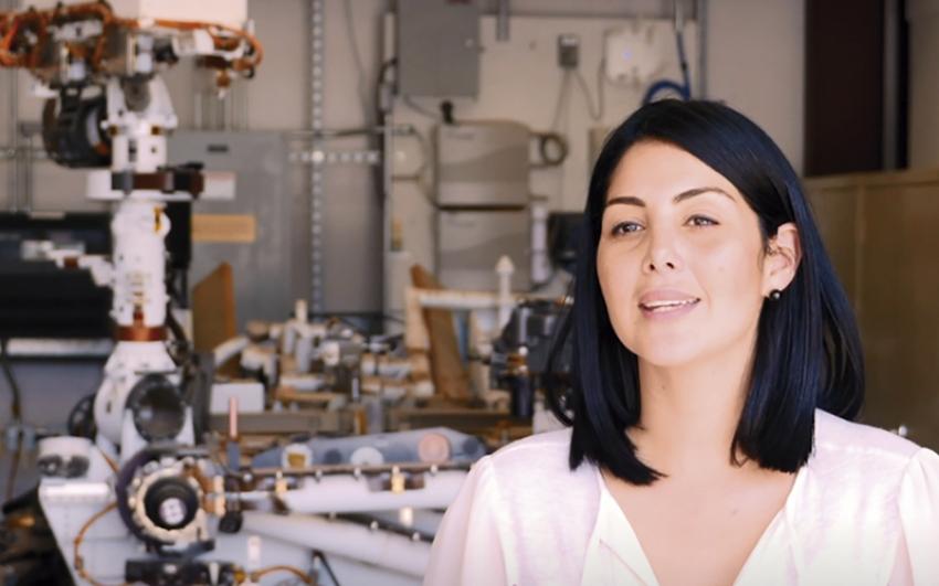 Ingeniera Colombiana, lidera misión de la NASA a MARTE