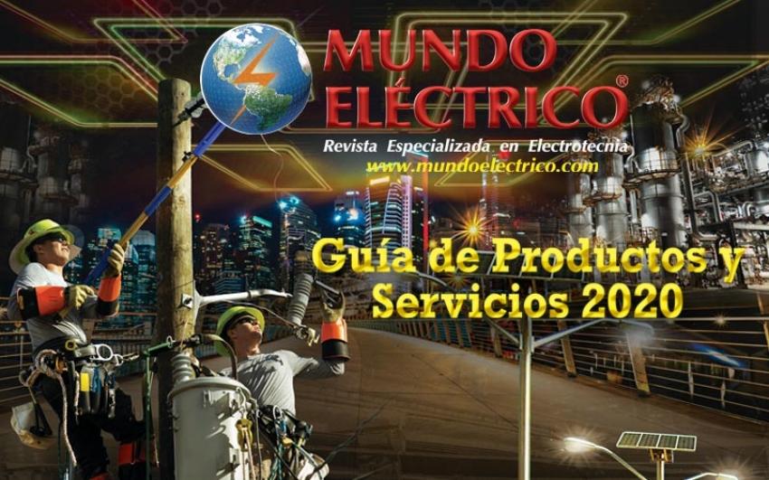 Edición No. 123, Guía de Productos y Servicios 2020