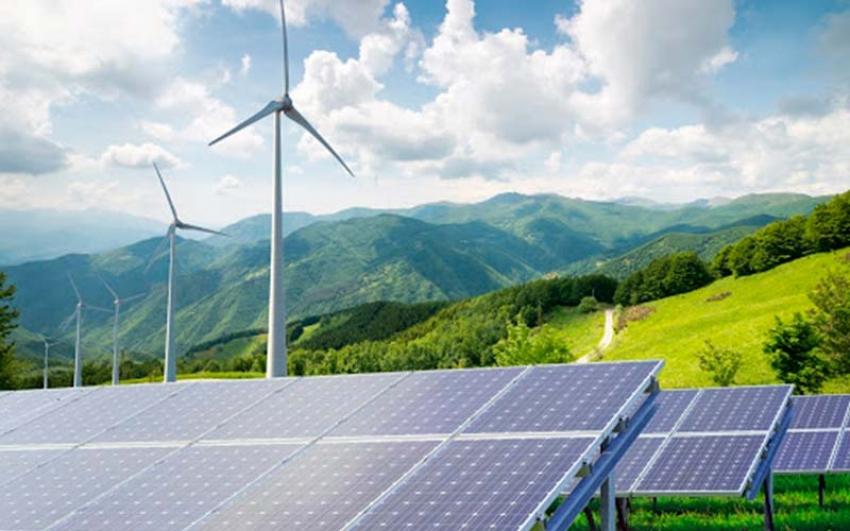 El camino a la transición energética con energías renovables
