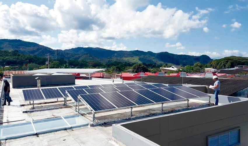 Revolución solar en Colombia