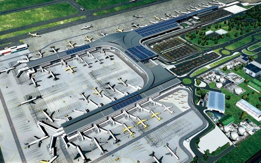 Los cables de Procables llevan la energía del sol al aeropuerto internacional El Dorado.