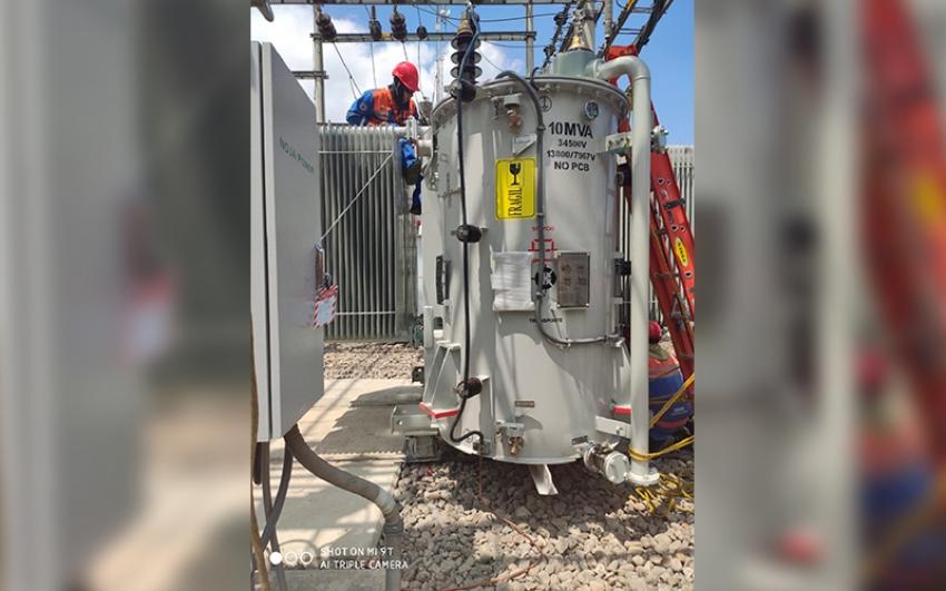"""En Tenjo Cundinamarca, Enel-Codensa aumenta capacidad de la subestación """"La Punta"""""""