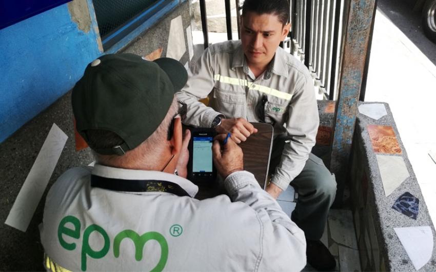 753 cuadrillas de EPM ya usan aplicativo tecnológico para trabajos en campo.