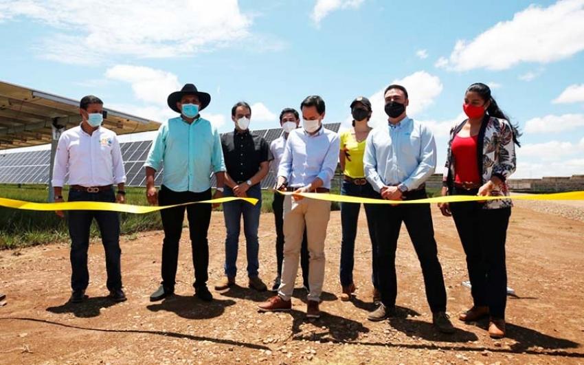 Transición Energética: Minenergía y Trina Solar inauguran granja solar en el Meta