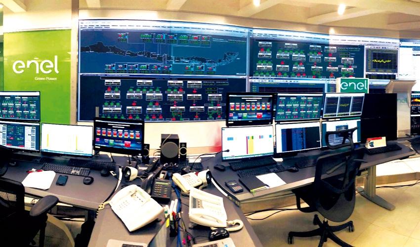 Enel Chile inaugura la sala de control de energías renovables más grande del país