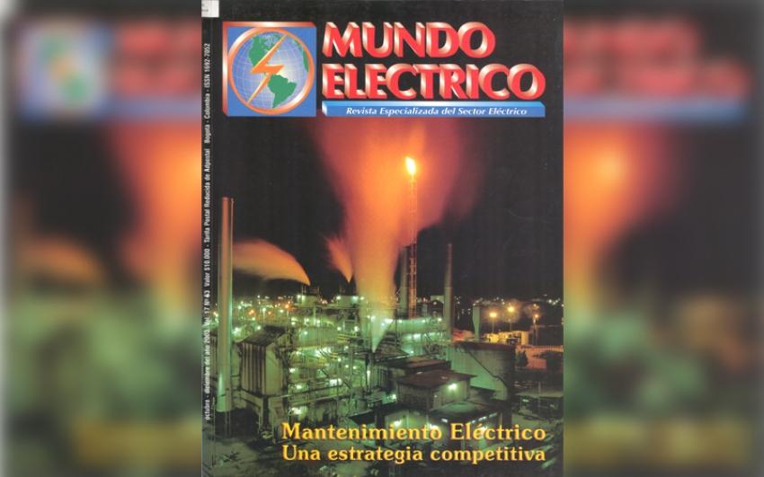 Edición N°53 Mantenimiento Eléctrico una estrategia competitiva