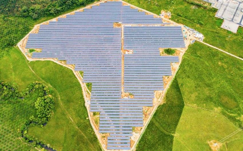 AES Colombia agregará 2.000 MW de energías renovables y triplicará su capacidad para 2030