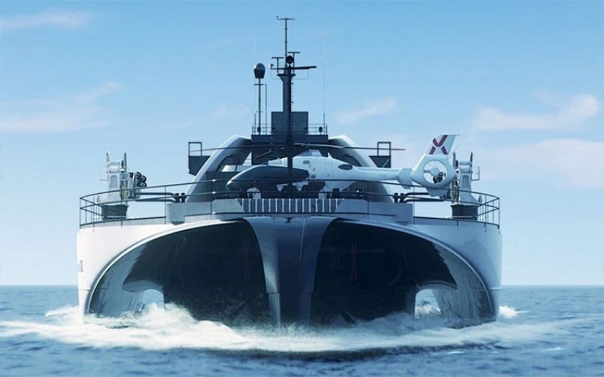 Barco japonés podrá transportar 100 baterías cargadas con energía renovable
