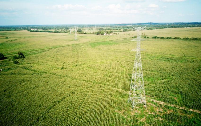 ISA entrega proyecto de energía para el norte de Colombia.