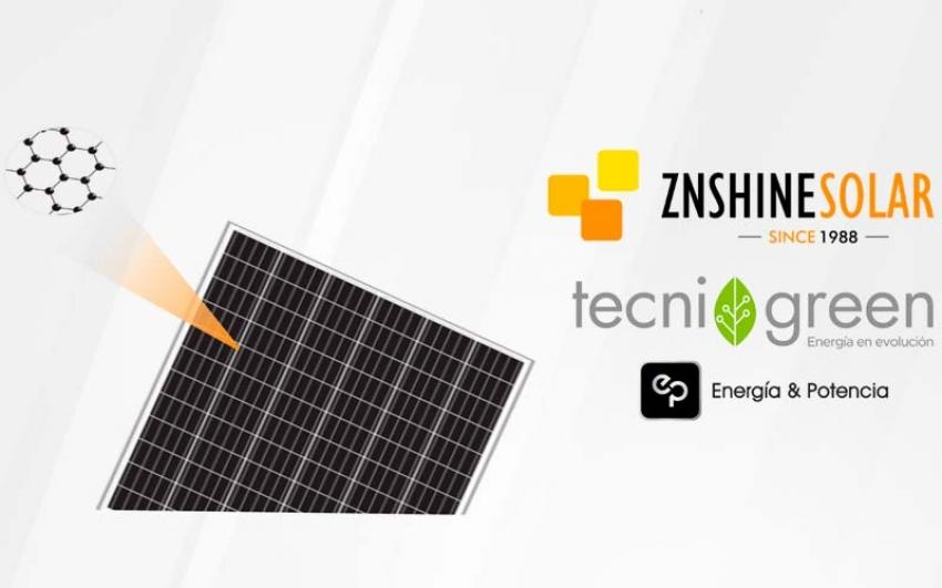 Paneles solares de grafeno
