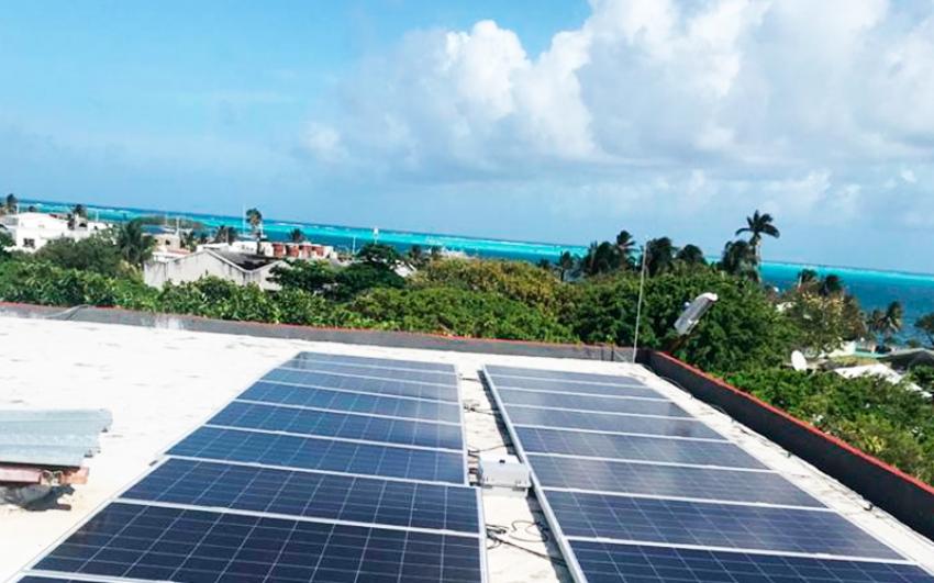 FENOGE entrega soluciones solares a cinco entidades del Archipiélago de San Andrés, Providencia y Santa Catalina