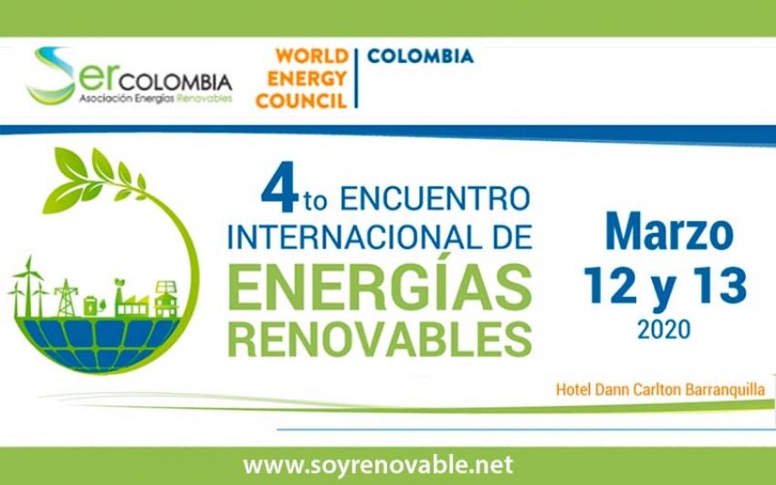 4to encuentro internacional de Energías Renovables