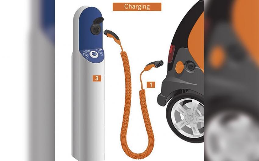 Conectores y cables para vehículos eléctricos (E-Mobility)