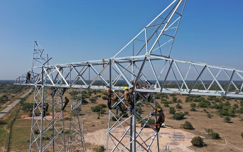 Subestación La Loma mejora calidad del servicio de energía en el Cesar