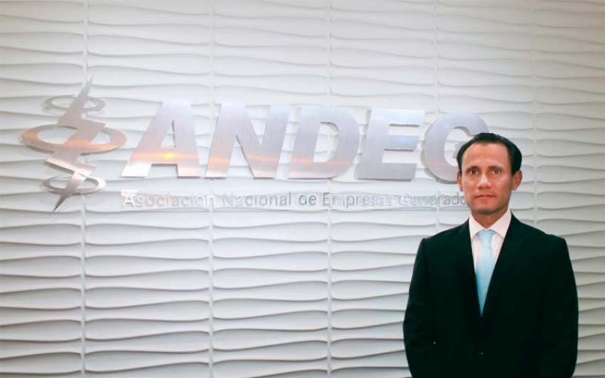 """Alejandro Castañeda: """"El gran apalancador de las renovables va a ser la generación térmica"""""""