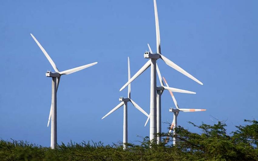 El Parque Eólico Jepírachi de EPM reactiva su operación hasta 2023